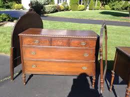 Antique Bed Set Furniture Berkey And Furniture Ebay Antique Dining Room Buffet Set