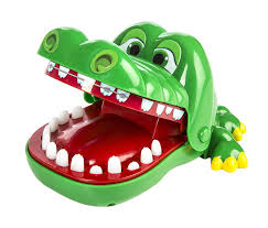 amazon com crocodile dentist a grouchy friend with a grievous