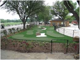 backyards chic 18 hole backyard golf chipping course and how to
