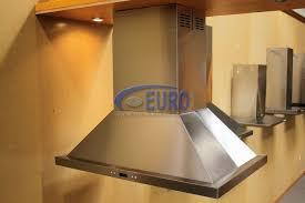 island kitchen hoods spagna vetro 36 inch island mounted stainless steel range