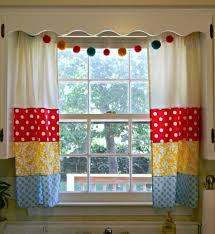 Bright Colored Kitchen Curtains The Right Kitchen Curtains U2013 18 Designs For A Cozy Interior