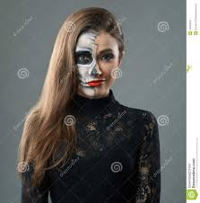 comment faire un maquillage de squelette photo maquillage squelette 114610 u2013 usbrio com