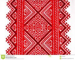 ukrainian embroidery ornament stock vector image 51245364