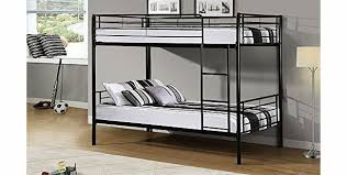 PKL Leisure Bunk Bed Metal Frame Childrens Ft Single Available In - Joseph maple bunk bed