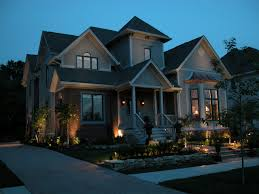 Landscape Up Lights Exterior Exterior Up Lighting Awesome Add Curb Appeal To Your