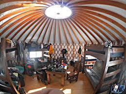 Living In A Yurt by Cuyuna Yurt Adventuring Year Round Fat Bike Fun Fat Bike Com