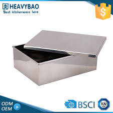 heavybao quality stainless steel metal small waterproof