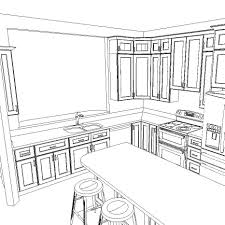 how to design own kitchen layout kitchen layout designs cabinetselect