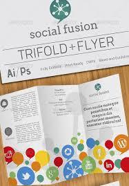 social media brochure template 25 best brochure design templates 56pixels part 2