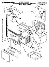 Kitchenaid Toaster Oven Parts List Simple 30 Kitchenaid Diswasher Parts Decorating Design Of Kitchen