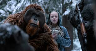 bentley orangutan war for the planet of the apes review cape argus