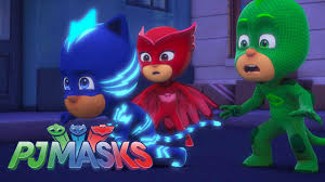pj masks episode superheros cartoons catboy owlette