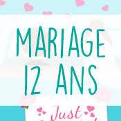 12 ans de mariage carte anniversaire mariage virtuelle gratuite à imprimer