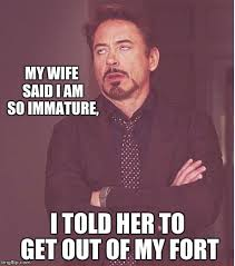 How Do I Make A Meme With My Own Picture - face you make robert downey jr meme imgflip