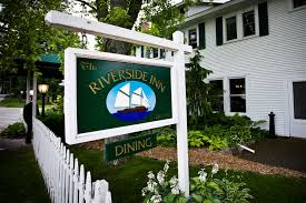 Bed And Breakfast Traverse City Mi Welcome To The Riverside Inn Leland Michigan The Riverside