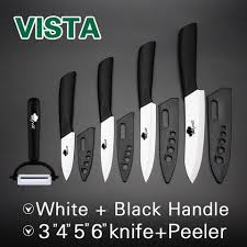 kitchen knife collection ceramic kitchen knife collection 3 4 5 6 and peeler kitchen caviar