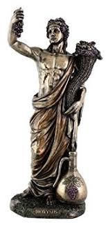 Dionysus Greek God Statue | amazon com dionysus greek god of wine and festivity statue
