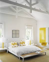 yellow and white bedroom colour psychology using yellow in interiors bedrooms white