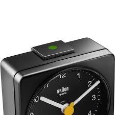 travel alarm clocks images Clock braun clocks bnc002 classic travel alarm watch bnc002bkbk jpg