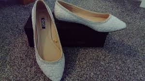 wedding shoes glasgow lace and diamante wedding shoes in cumbernauld glasgow gumtree