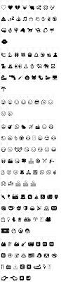 Dafont Emoji | whatsapp emoticons font dafont com