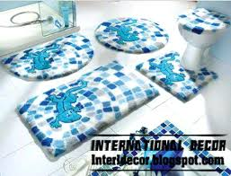 Aqua Bathroom Rugs Bathroom Rugs Sets Blatt Me