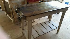 pine kitchen islands farm table style kitchen island distressed pine kitchen work