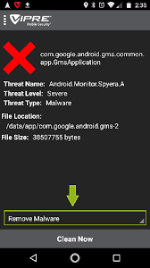 android gms vipre is detecting play services com android gms
