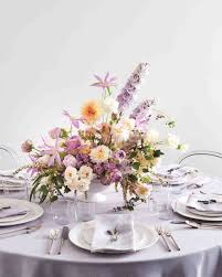 floral centerpieces 23 diy wedding centerpieces we martha stewart weddings