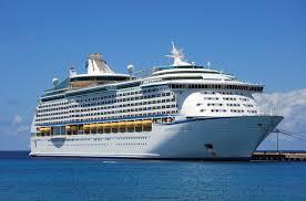 royal caribbean sends cruise ship to help puerto rico