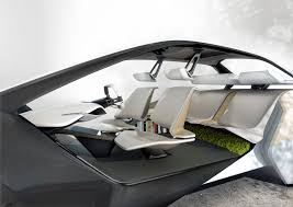 futuristic cars interior bmw thinks your car interior will look like this in five years the