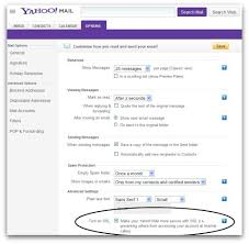 Email Yahoo Using Yahoo Mail You Should Turn On This Privacy Option As Soon