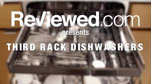 What Is The Best Dishwasher The Benefits And Disadvantages Of A Third Rack Dishwasher Youtube