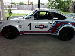 martini porsche 930 racecarsdirect com porsche 934 martini tribute
