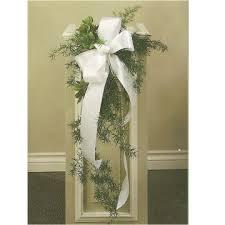 pew decorations for wedding wedding church pew decorations for weddings