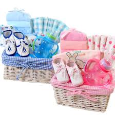Delivery Gift Baskets Boy Twins Baby Gift Baskets Www Popbasket Com
