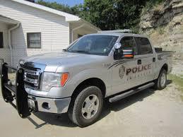police truck police department city of lagrange missouri