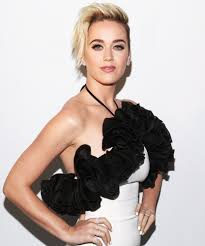 katy perry u0027s platinum pixie cut instyle co uk
