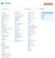osclass the free classifieds script get your own classified
