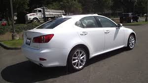 lexus woodland hills pre owned 2012 lexus is250 starfire pearl white stock 14180a walk