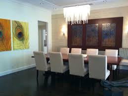 wood table modern linear chandelier bronze square black elegant wood kitchen island