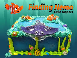 nemo cake toppers cake decoration gallery