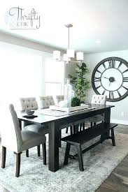 rug under dining table size rugs for under dining room table s size rug under round dining room
