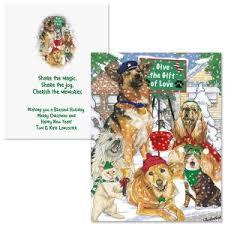 christmas small note card size greeting cards colorful images