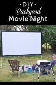 Backyard Home Theater How To Set Up An Outdoor Home Theater