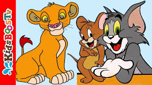 coloring pages tom and jerry winnie the pooh yogi bear lion king