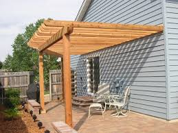 How To Build A Pergola Over A Patio by General Contractor Home Improvements Lena U0027s Construction Other