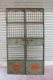 indian iron barred gates architectural pieces australia