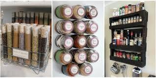 how to organize ideas how to organize spices diy spice rack ideas