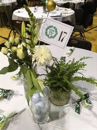 theme centerpiece 9 best golf tournament images on centrepiece ideas